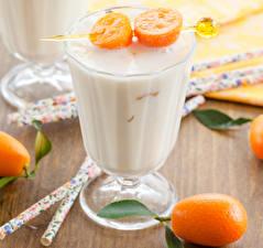 Обои Напиток Коктейль Апельсин Стакан Продукты питания