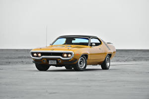 Картинки Plymouth 1971 Road Runner Авто