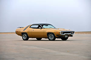 Картинка Plymouth 1971 Road Runner Автомобили