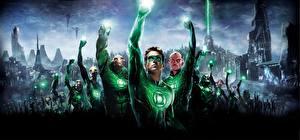Фотография Герои комиксов Райан Рейнольдс Green Lantern кино