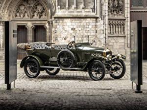 Картинка Vauxhall Ретро Кабриолета 1918 D-Type Army Staff Car авто
