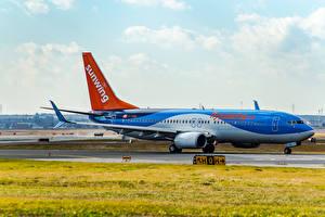 Обои Самолеты Пассажирские Самолеты Авиация фото