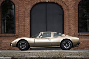 Картинки Ретро Сбоку 1979 Bianco S Coupe Авто