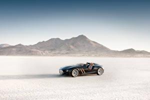 Картинка Горы BMW 328 Hommage машины