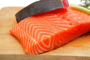 Фотографии Морепродукты Рыба