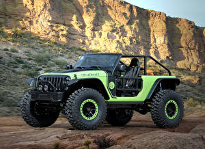 Картинка Jeep 0016 Trailcat Concept (JK)
