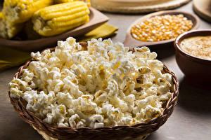 Картинки Кукуруза Продукты питания