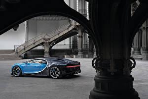 Обои BUGATTI Chiron Автомобили фото