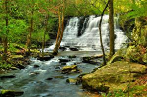 Фото Водопады Реки
