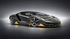Фотография Lamborghini Серые Centenario