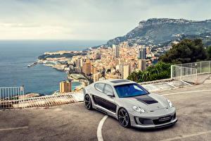 Обои Побережье Porsche Gemballa, Mistrale Автомобили фото