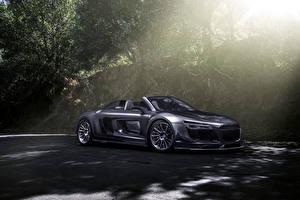 Фотографии Audi Кабриолет R8 PPI Razor GTR, Spyder авто