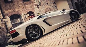 Фотографии Ламборгини Aventador LP700-4