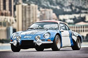 Обои Renault Ретро Стайлинг 1973-77 Alpine A110 1800 Group