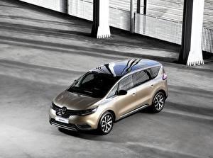 Обои Renault 2015 Espace машина