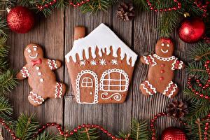 Фотография Дома Печенье Рождество