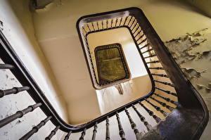 Обои Лестница