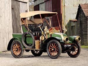 Фото Renault Винтаж 1910 Type AX 8 CV 2 places
