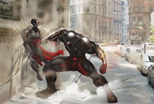 Картинка Soviet Superwoman Битвы Вдвоем
