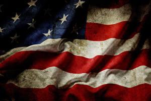 Картинка США Флаг Полоски