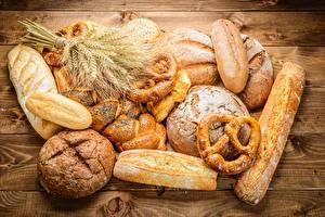 Обои Выпечка Хлеб Булочки Пшеница Колос Еда фото