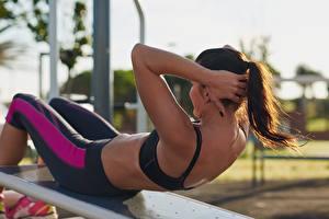 Картинки Фитнес Спорт Девушки