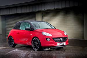 Фото Vauxhall Красных 2015 Adam Energised