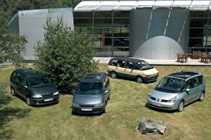 Картинка Renault Трое 3 Espace Авто
