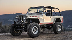 Фотография Jeep CJ-8 Scrambler Авто