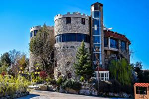 Обои Дома Дизайн Al Barid Lebanon Города фото