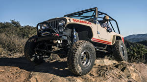 Фото Jeep CJ-8 Scrambler Авто