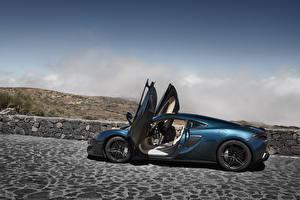 Обои McLaren Сбоку 570GT Автомобили фото