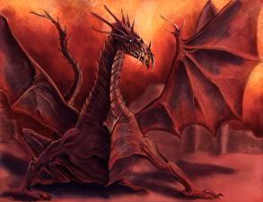 Фотография Dragon Age Драконы Крылья