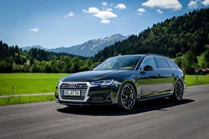 Фотография Гора Audi Универсал ABT A4 Avant автомобиль