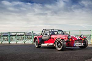 Картинка Caterham 7 Красные Металлик 2016 310 R машины