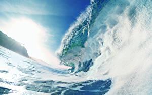 Фото Волны Вода Море Океан Природа