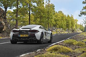 Фото Дороги McLaren Вид 570GT Автомобили