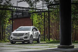 Обои Cadillac 2016 XT5 Автомобили фото