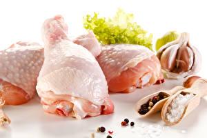 Картинка Мясные продукты Курятина Еда