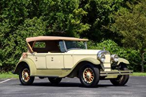 Обои Cadillac Ретро 1926 V8 314 Custom Phaeton Автомобили фото