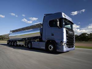 Картинка Scania Грузовики 2016 S 730 4x2 Highline
