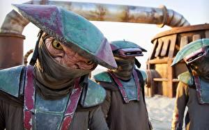 Обои Звёздные войны: Пробуждение Силы Инопланетяне Фильмы