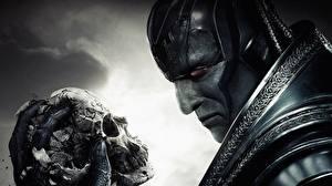 Картинки Люди Икс Черепа X-Men: Apocalypse 2016 Фильмы Фэнтези