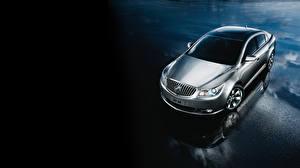 Обои Buick Серебристый LaCrosse Автомобили фото