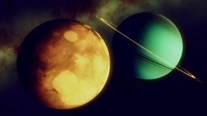 Обои Планеты Космос фото