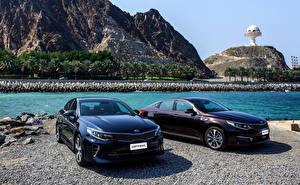 Фото KIA Вдвоем 2015-16 Optima (JF) Автомобили