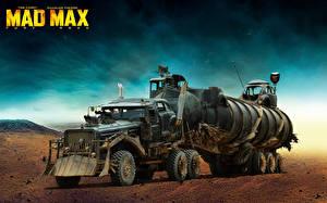 Фото Безумный Макс: Дорога ярости Грузовики Tatra T815  The War Rig Фильмы