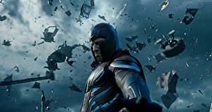 Картинка Люди Икс Мужчины Шлем X-Men: Apocalypse 2016 Фильмы Фэнтези
