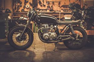 Картинка Сбоку Мотоциклы