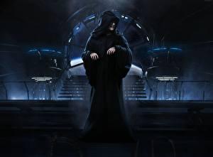 Обои Звёздные войны: Пробуждение Силы Мужчины Капюшон Sith Lord Фильмы Фэнтези фото